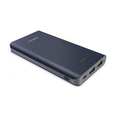 ROMOSS sense 10 PHP10 Black Power Bank Capacity:10000mAh (Cell: Li-polymer) Input: DC5V 2.1A