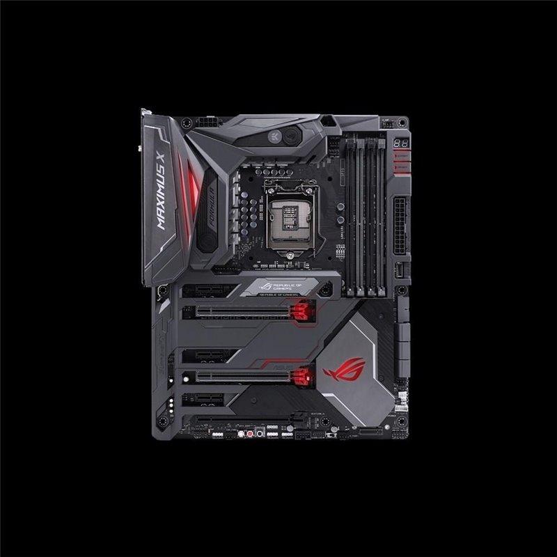 ASUS MB Sc LGA1151 ROG MAXIMUS X FORMULA, Intel Z370, 4xDDR4, Wi-Fi, VGA