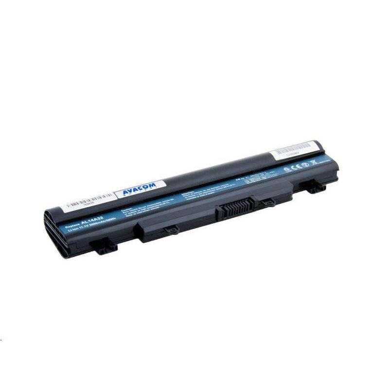 AVACOM baterie pro Acer Aspire E5 series Li-Ion 11,1V 5000mAh 56Wh black