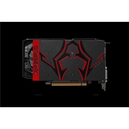 ASUS VGA NVIDIA CERBERUS-GTX1050TI-A4G