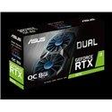 ASUS VGA NVIDIA DUAL-RTX2070-O8G, RTX 2070, 8GB GDDR6