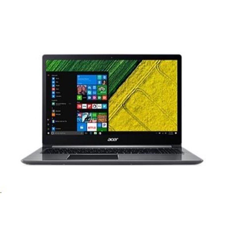 """ACER NTB Swift 3 (SF315-51-56XV) - i5-8250U@1.6GHz,15.6"""" FHD IPS,8GB,512SSD,Intel HD,noDVD,HDMI,backl,W10H"""