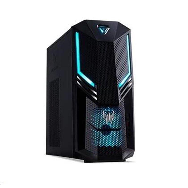 ACER PC Predator Orion 3000 PO3-600 - i7-8700@3.2GHz,16GB,2THDD72,Intel Optane,DVD,nvd GTX 1070-8G,DP,kl+mys,W10H