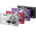 Digitálne fotoaparáty kompaktné